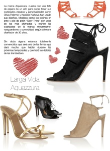 ZAPATOS AQUAZZURA 2