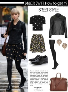 TAYLOR SWIFT STYLE 1